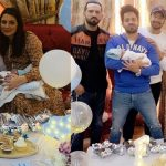 Faysal Qureshi and Sana Faysal Welcome their New Born Baby Boy Farman Qureshi