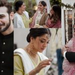 Beautiful HD Pictures of Sanam Jung Sister Amna Jung's Nikkah