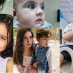 Pakistani Celebrities And Their Kids Who Have Colored Eyes