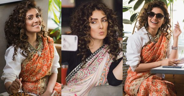 Ayeza Khan's Favorite Look from her Recent Photo Shoot