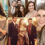 Latest Beautiful Pictures of Saba with her Family from Recent Wedding Event