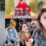 Latest Beautiful Clicks of Actor Syed Jibran with his Family