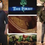 Beautiful Clicks of Yasir Nawaz and Kanwar Arslan at launch of their New Restaurant The Forest