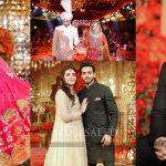 Latest HD Pictures of Maya Ali's Brother Afnan Qureshi Wedding