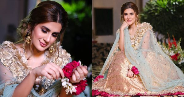 Beautiful Pictures of Kubra Khan From Her Sister Wedding Event