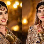 Latest Beautiful Bridal Photo shoot of Gorgeous Sarah Khan