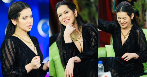 Actress Ghana Ali latest Pictures from Bol Nights with Ahsan Khan