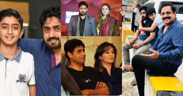 Latest Pictures of Singer Abrar ul Haq with Family