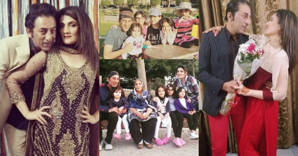 Latest Beautiful Pictures of Adnan Shah Tipu with his Beautiful Wife and Daughters