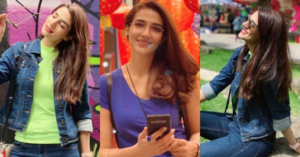 Latest Pictures of Actress Rubab Hashim from Australia