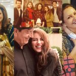 Unseen Beautiful Family Pictures of Actress Saba Faisal