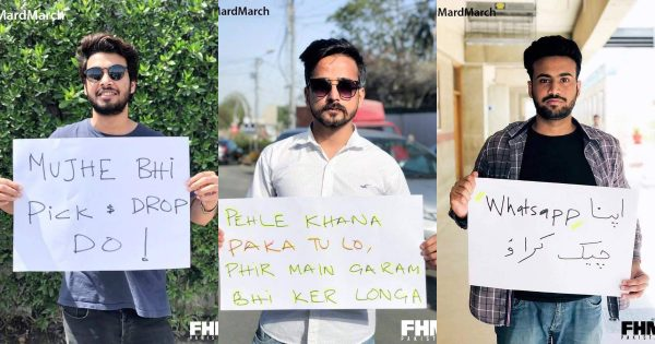 Mard March 2020 Has Started – In Pictures