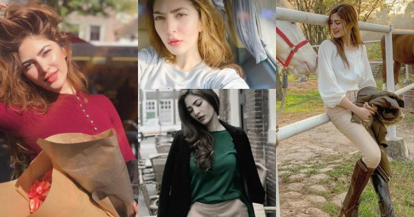 Beautiful Pictures of Actress Naimal Khawar Abbasi from Her Instagram