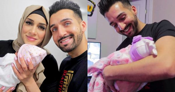 Sham Idrees And Froggy Blessed With Beautiful Daughter – Pictures