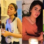 Beautiful Actress Anmol Baloch Shares Her Daily Routine in Quarantine