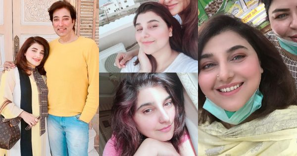 Latest Pictures of Javeria Saud with her Family and Friends