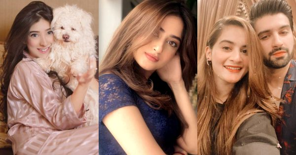 Pakistani Celebrities Latest Pictures from Lock Down Day 17