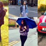 Beautiful Pictures of Sarah Razi and Arisha Razi Khan from Scotland