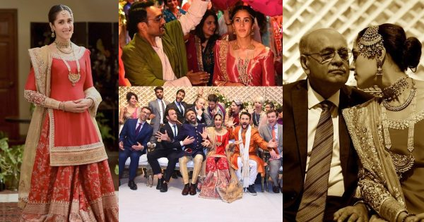 Latest Beautiful Pictures from Mira Sethi Wedding