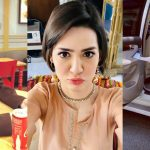 Latest Beautiful Clicks of Talented Actress Madiha Imam