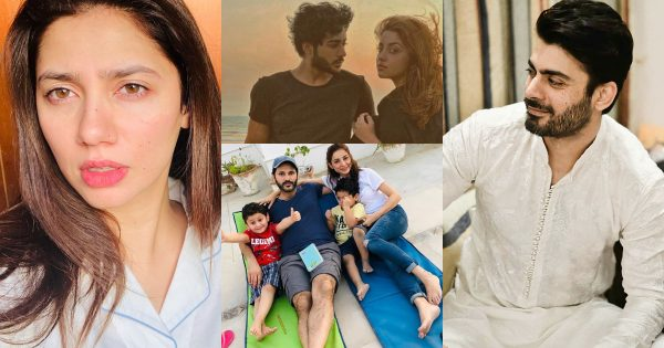 Pakistani Celebrities Latest Pictures from Lock Down Day 19
