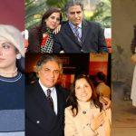Major Throwback Pictures of Usman Peerzada and Samina Peerzada