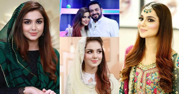 Gorgeous Pictures of Syeda Tuba Aamir from Ramazan Transmission