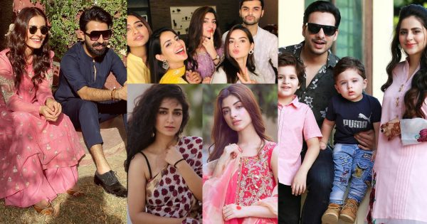 Celebrities Beautiful Pictures From Eid-ul-Fitr Day3