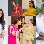Beautiful Pictures of Pakistani Celebrities From Eid-ul-Fitr Day2