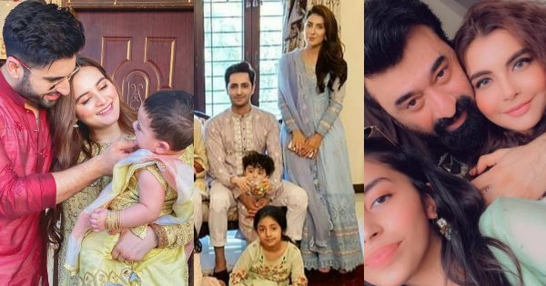 Beautiful Celebrities Pictures from Eid-ul-Fitr 2020 Day1 – Part2