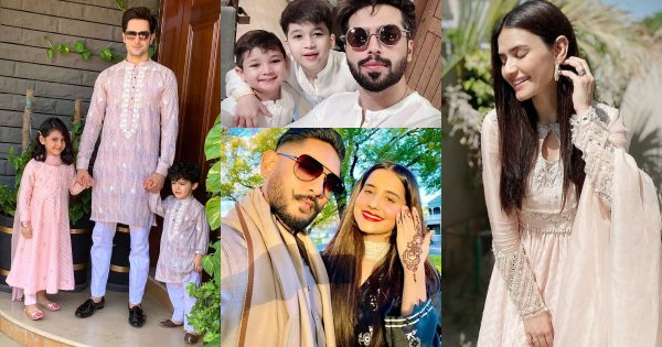 Beautiful Celebrities Pictures from Eid-ul-Fitr 2020 Day1 – Part1