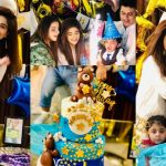 Beautiful Pictures of Fatima Sohail Son's First Birthday