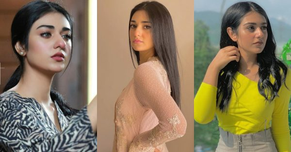 Beautiful Picture Collection of Sarah Khan from Instagram