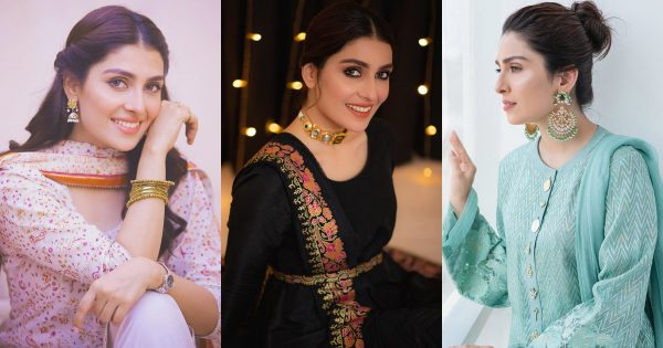 Beautiful Actress Ayeza Khan has to say something About Her Dressing – Video
