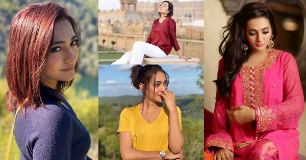 Latest Beautiful Pictures of Actress Suzain Fatima from Instagram