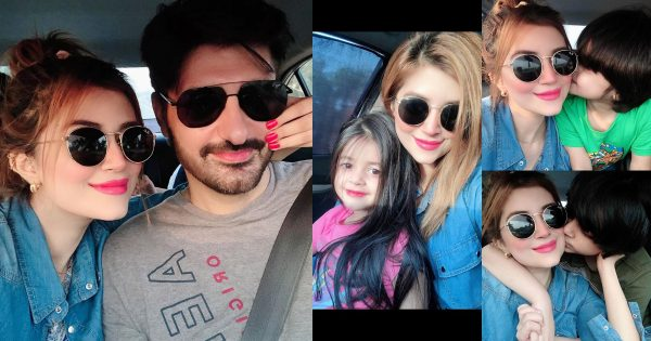 Syed Jibran with Wife Afifa and Kids – Latest Photos