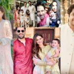 Celebrities Beautiful Pictures From Eid-ul-Fitr Day2