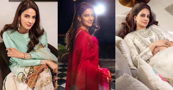 Latest Pictures of Saba Qamar from Instagram