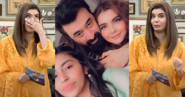 Nida Yasir Got Emotional While Talking About Haters During her Covid19