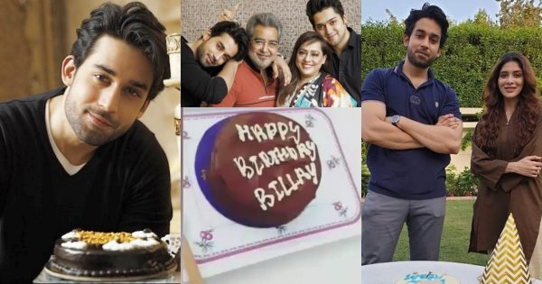 Beautiful Pictures from Birthday of Bilal Abbas
