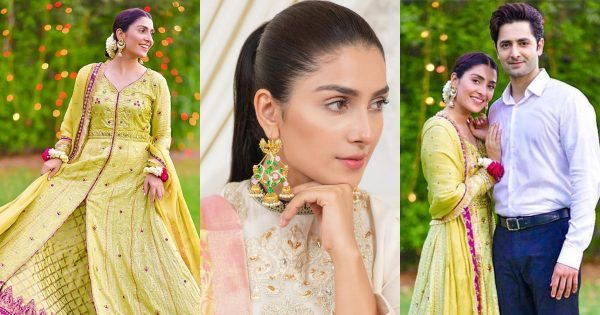Latest Beautiful Pictures of Ayeza Khan from her Instagram