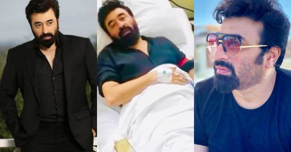 Actor and Director Yasir Nawaz Is Donating Plasma For Corona Patients