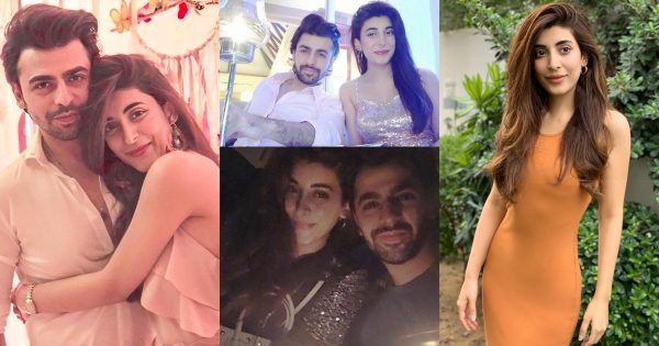Beautiful Couple Pictures of Farhan Saeed and Urwa Hocane