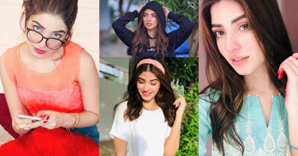 Latest Clicks of Gorgeous Kinza Hashmi from her Instagram