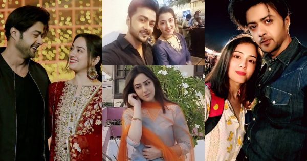 Latest Clicks of Nausheen Ahmed and Ahmed Hassan