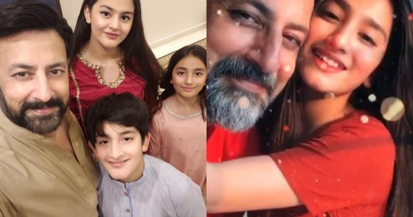 Actor Babar Ali Beautiful Video With Daughter