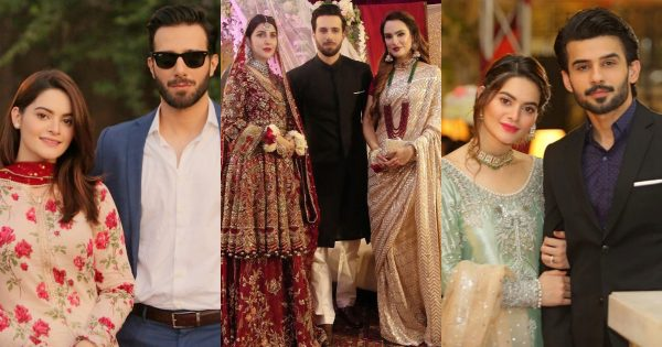 Exclusive Beautiful BTS Pictures From the Sets of Drama Serial Jalan