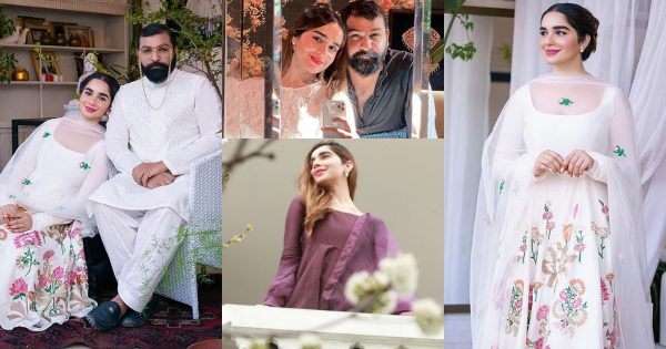 Beautiful Latest Pictures of Designer Ali Zeeshan with his Wife Myra