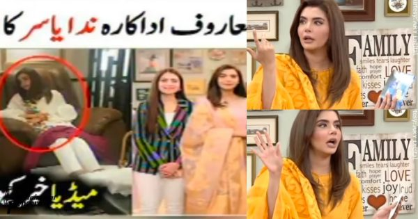 Nida Yasir Talked About The Rumors of Her Death During Her Covid19