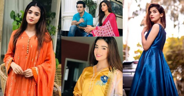 Latest Pictures of Beautiful Actress Laiba Khan